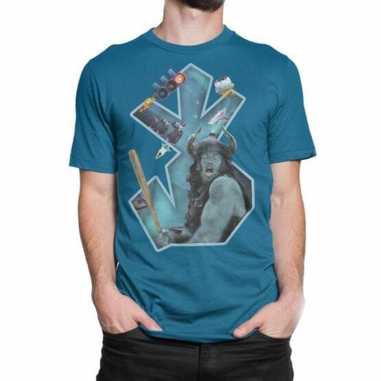 "Funny T-Shirts ""WTF"". Cool Shirts."