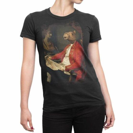 "Funny T-Shirts ""Camel"". Shirts."