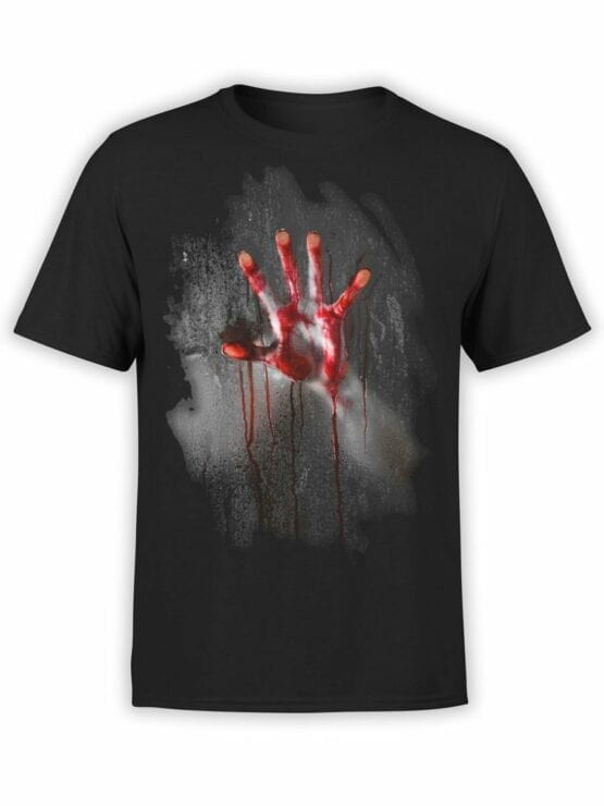 "0007 Horror T-Shirt ""Inside"""