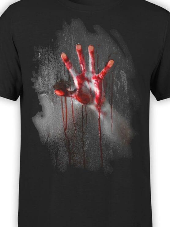 """0007 Horror T-Shirt """"Inside"""" 1"""