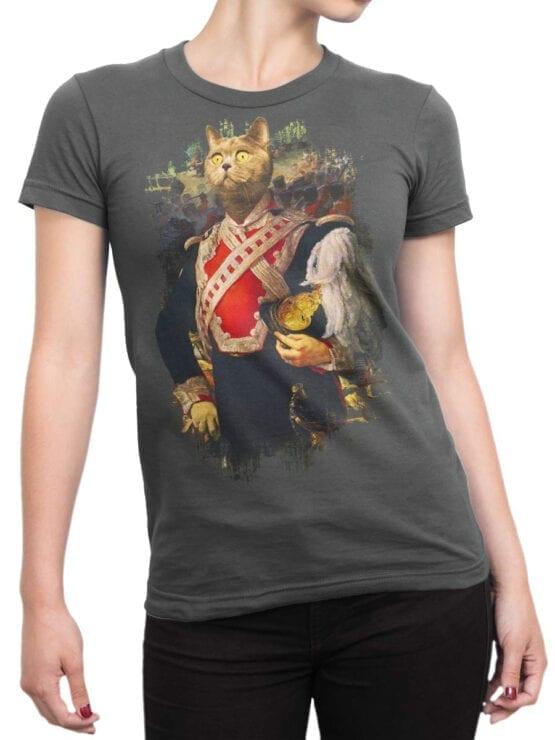 0012 Cat Shirts Colonel Du Cat 3