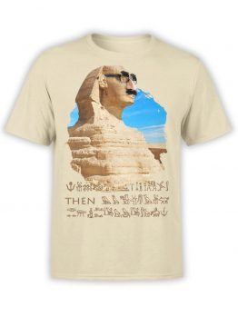 "Funny T-Shirts ""Sphinx"". Cool T-Shirts"
