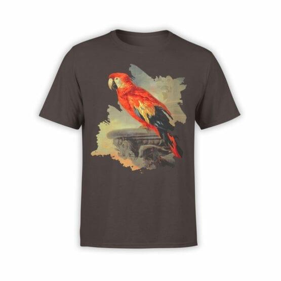 """Art T-Shirts """"Rubens Parrot"""". Cool T-Shirts"""