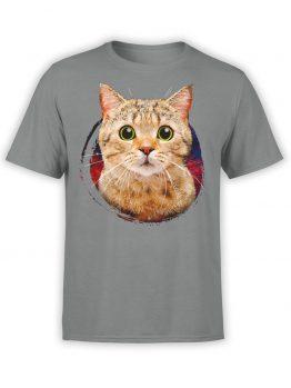 "Cat T-Shirts ""Just a cat"". Cool T-Shirts"