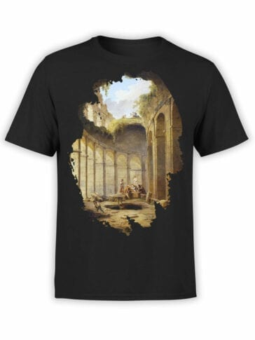 "Art T-Shirts ""Colosseum"". Cool T-Shirts"