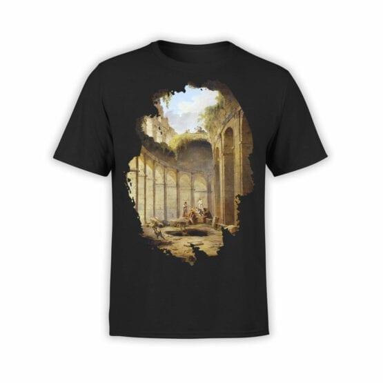 "Art T-Shirts ""Colosseum"". Cool T-Shirts"