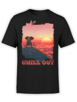 "Cute Shirts ""Chill Out"". Mens Shirts."