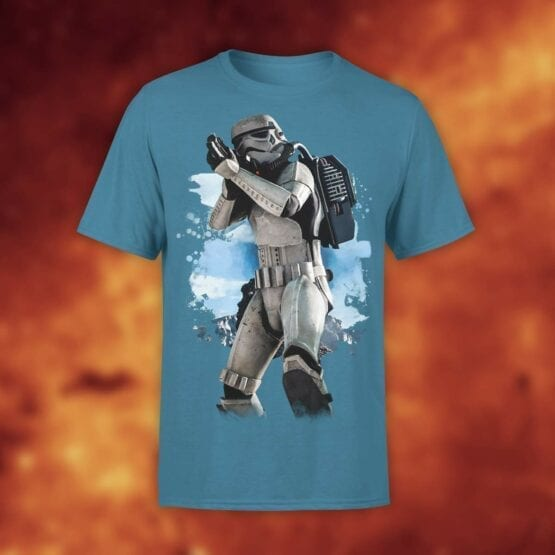 "Star Wars T-Shirt ""Clone"". Shirts."