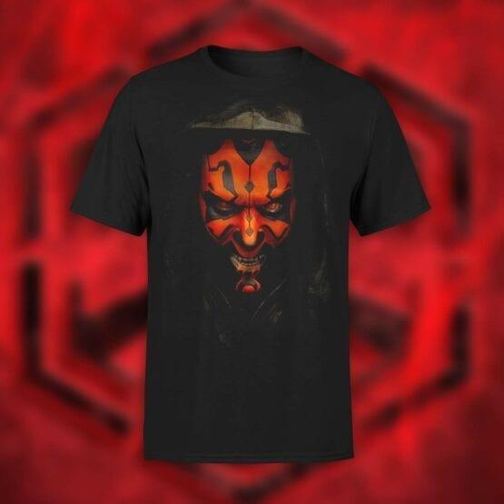"""Star Wars T-Shirt """"Darth Maul"""". Shirts."""