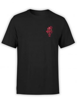 "Star Wars T-Shirt ""Darth Maul"". Mens Shirts."
