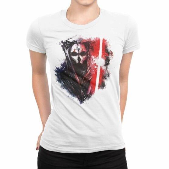 "Star Wars T-Shirt ""Darth Nihilus"". Womens Shirts."