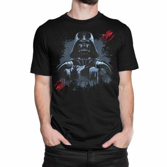 """Star Wars T-Shirt """"Darth Vader"""". Mens Shirts."""