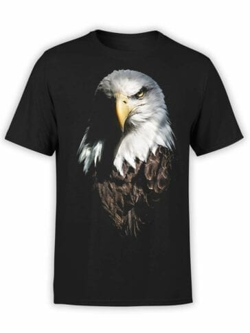 "Cool T-Shirts ""Eagle"". Mens Shirts."