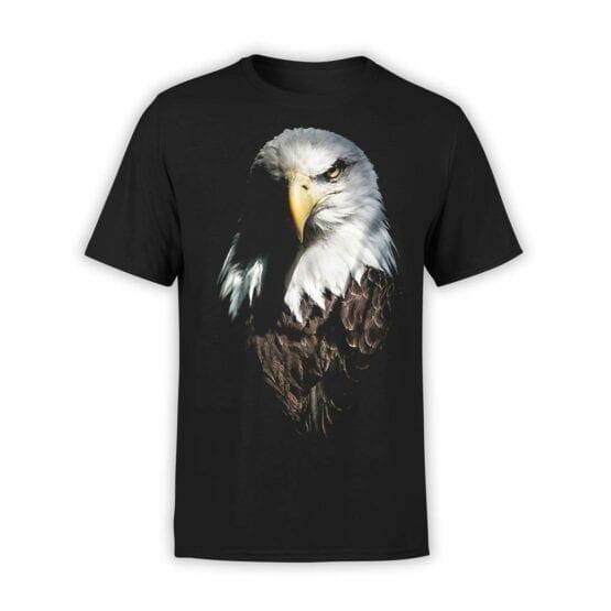"Cool T-Shirts ""Eagle"". Mens Shirts."