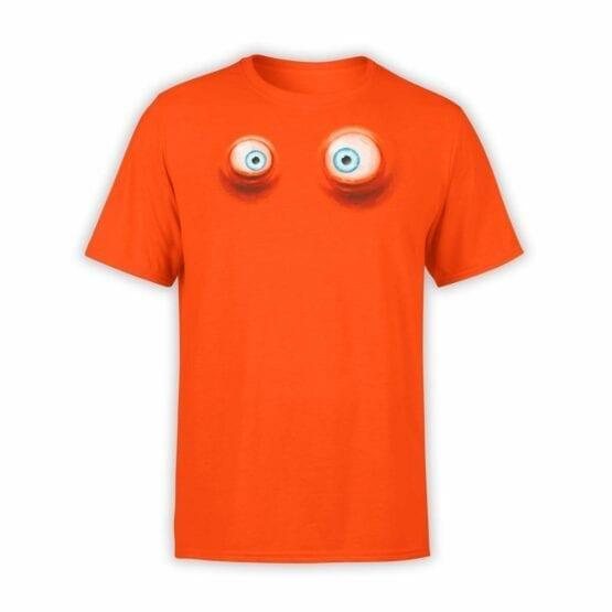 """Cool T-Shirts """"Eyes"""". Mens Shirts."""