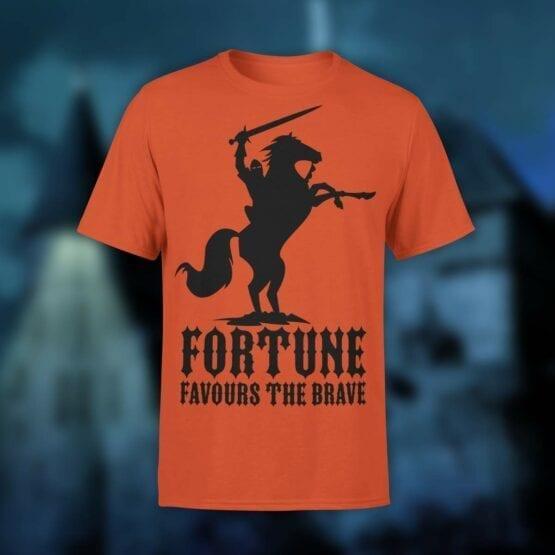 "Knight T-Shirt ""Fortune"". Shirts."