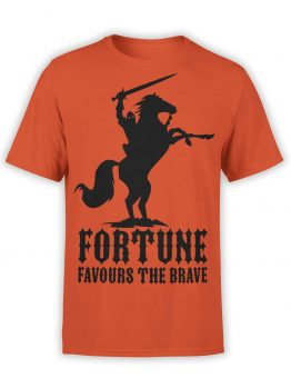 "Knight T-Shirt ""Fortune"". Mens Shirts."