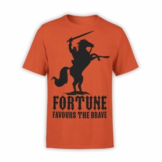"Knight T-Shirt ""Fortune"". Mens Shirts."