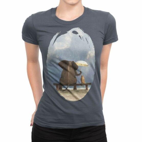 "Cute T-Shirts ""Friends"".Womens Shirts."