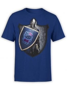 "Cool T-Shirts ""Kitty Knight"". T-Shirts for Men."