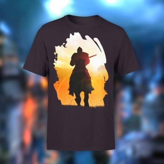 "Knight T-Shirt ""Horseman"". Shirts."