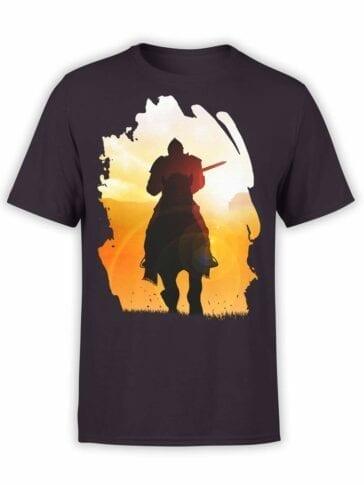 "Knight T-Shirt ""Horseman"". Mens Shirts."