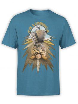 "Funny T-Shirts ""Lemuria"". Mens Shirts."