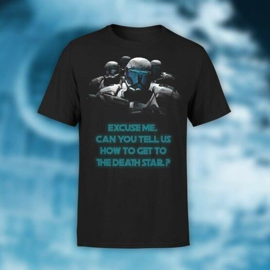 """Star Wars T-Shirt """"Lost Clones"""". Shirts."""
