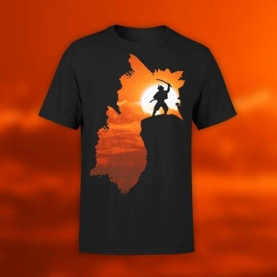 """Cool T-Shirts """"Samurai"""". Shirts."""