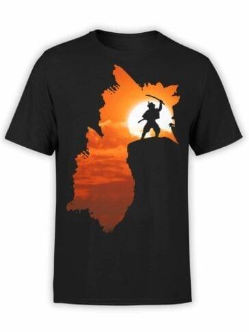 "Cool T-Shirts ""Samurai"". Mens Shirts."