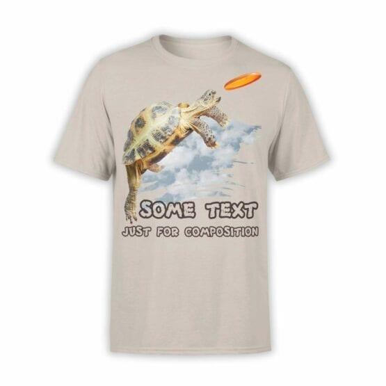 "Funny T-Shirts ""Some Text"". Mens Shirts."