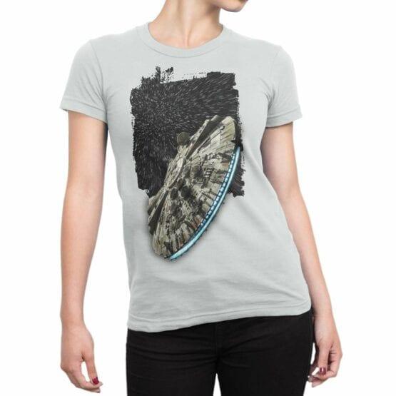 "Star Wars T-Shirt ""SpaceShip"". Shirts."