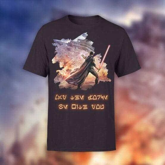 "Star Wars T-Shirt ""The Force"". Shirts."