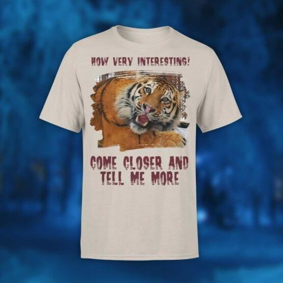 "Funny T-Shirts ""Very Interesting"". Shirts."