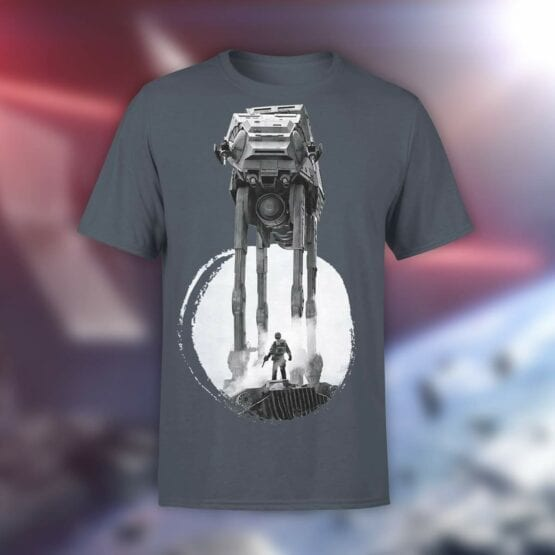 "Star Wars T-Shirt ""Walker"". Shirts."