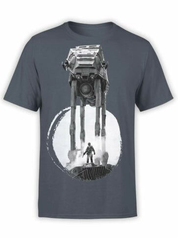 "Star Wars T-Shirt ""Walker"". Mens Shirts."