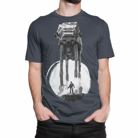 "Star Wars T-Shirt ""Walker"". Mens Shirts."
