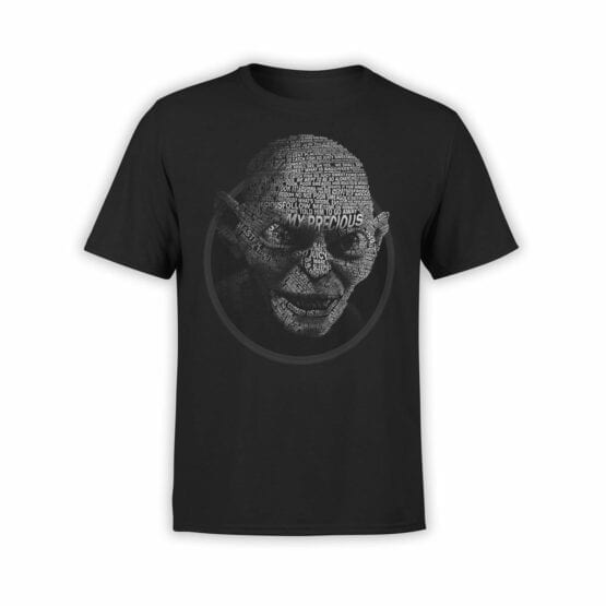 "Lord of the Rings T-Shirt ""Gollum"". Shirts."
