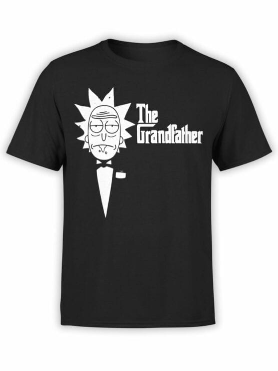 0144 Rick and Morty The Grandfather Front