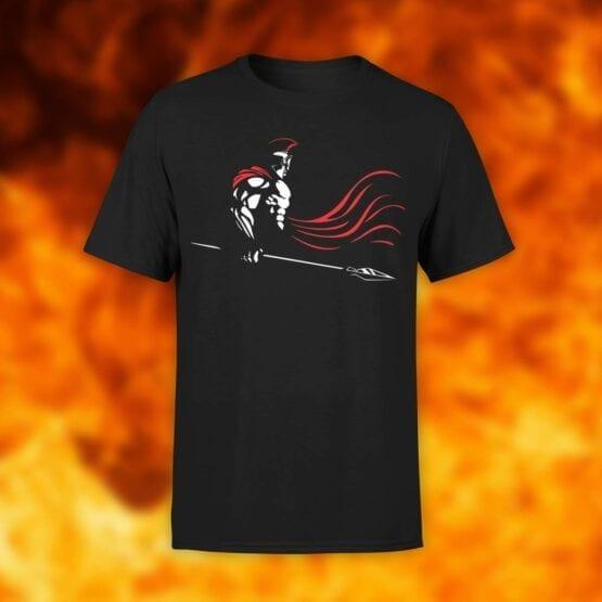 """War T-Shirt """"Ares"""". Shirts."""