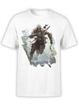 "Assassin's Creed T-Shirt ""Run"". Mens Shirts."