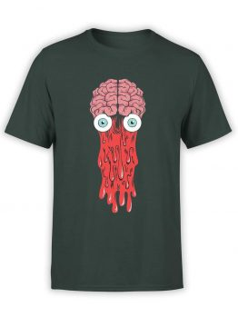 "Cool T-Shirts ""Brain"". Mens Shirts."
