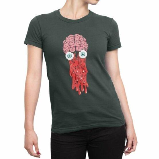 "Cool T-Shirts ""Brain"". Shirts."