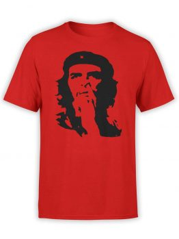 "Che Guevara T-Shirt ""Che Guevara Nose Picking"". Mens Shirts."