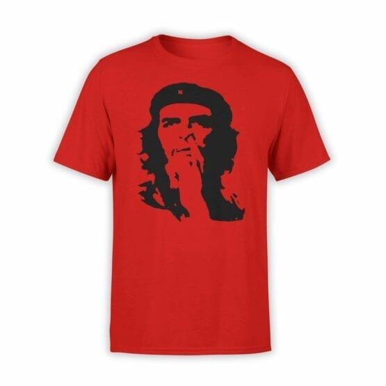 """Che Guevara T-Shirt """"Che Guevara Nose Picking"""". Mens Shirts."""