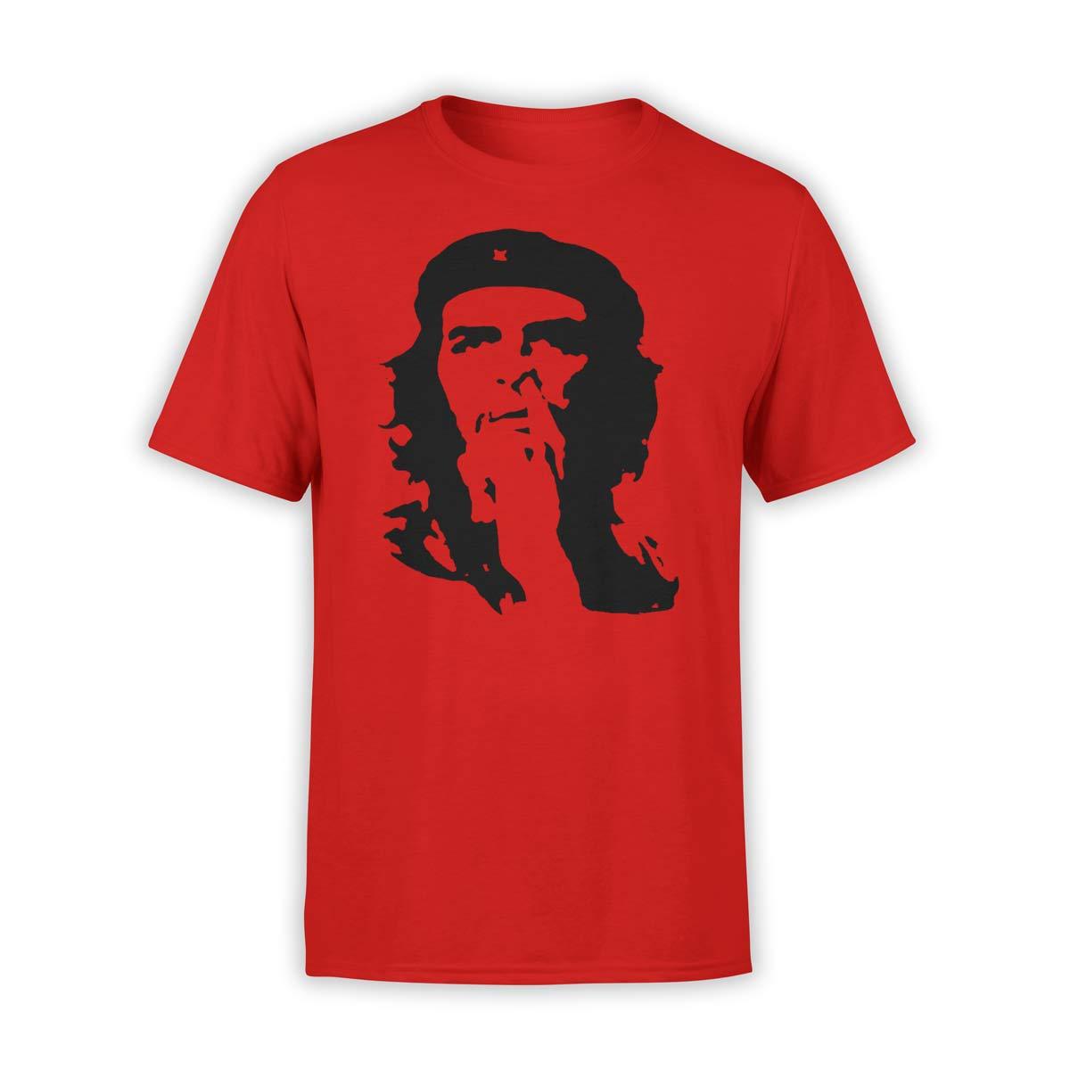 Che guevara t shirt quotche guevara nose pickingquot unisex for Che guevara t shirt