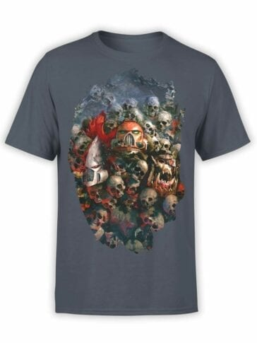 "Warhammer T-Shirt. ""Dawn of War"". Mens Shirts."
