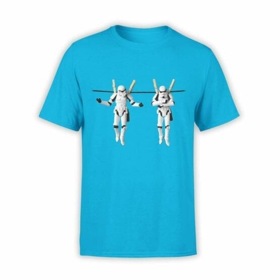 "Star Wars T-Shirt ""Drying Clones"". Mens Shirts."