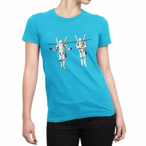 """Star Wars T-Shirt """"Drying Clones"""". Shirts."""