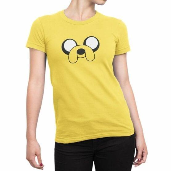 "Adventure Time T-Shirt ""Jake"". Shirts."